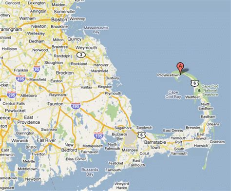 map of the cape cod the of season provincetown hammertown