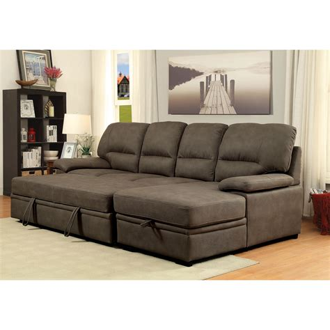 Sofa With Chaise Lounge Sectional Sleeper Sofa Is Cool Sleeper Sofa With Chaise Lounge Is Regarding Leather Sleeper Sofa