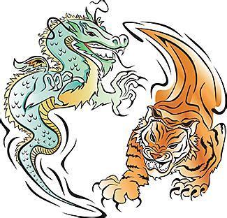 tiger and dragon yin yang lovetoknow