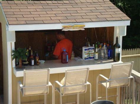 bar shed backyard bar bar shed ideas