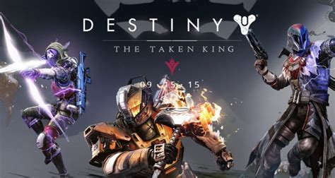 Destiny The Taken King Ps4 Reg 3 destiny the taken king release time today new dlc pack coming today christian news on