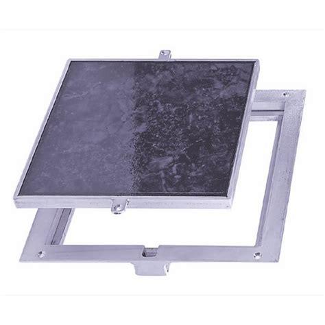 Floor Access Doors by Ft 8080 1 Non Hinged Floor Doors Panel Recessed 1 Quot For