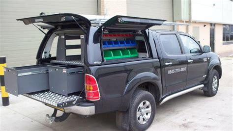 hilux awning canopies for fleet vehicles