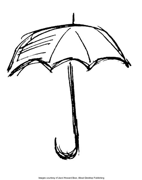 free printable coloring pages of umbrellas coloring page umbrella coloring home