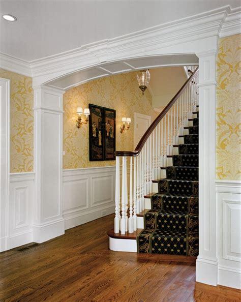 yellow foyer fallon custom homes renovations