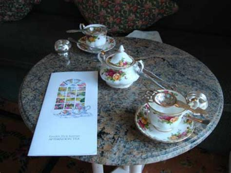 afternoon tea at garden view tea room garden view tea room makes a change to their hours