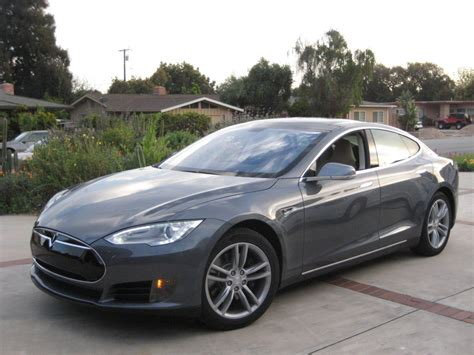 image 2013 tesla model s photo by owner gene rubin