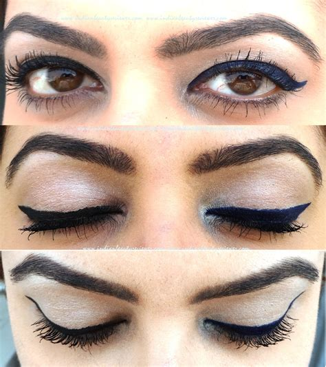 The One Eyeliner Stylo indianbeautyreviewer oriflame the one eye liner stylo