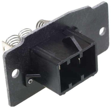 2005 grand marquis blower motor resistor location ford blower motor resistor pigtail replacement