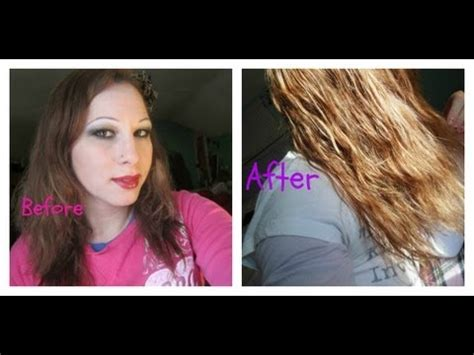 stripping color from hair how to hair dye out