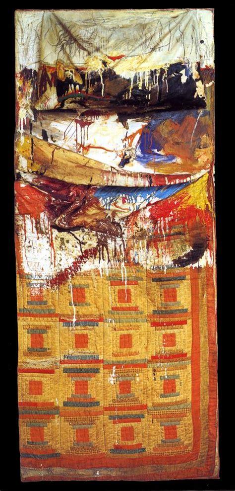 rauschenberg bed fine arts arh71 624 01 14781 class no gt smith