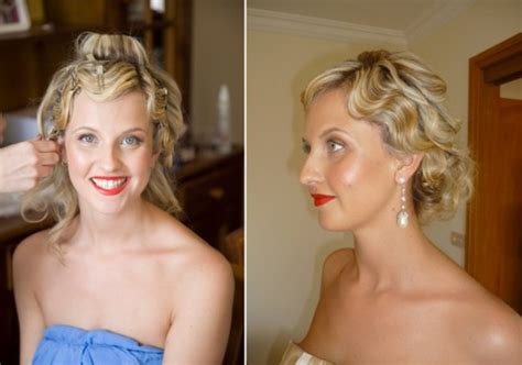 Vintage Bridal Hair 2013 by Vintage Bridal Hair And Makeup Ideas Polka Dot