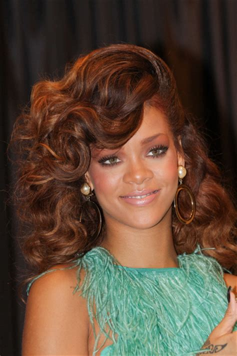rihanna hairstyles color do you like rihanna s new hair color poll results