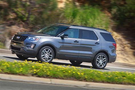 2016 Ford Explorer Review by 2016 Ford Explorer Review Lowrider