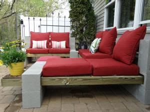 cinder block couch pinterest the world s catalog of ideas