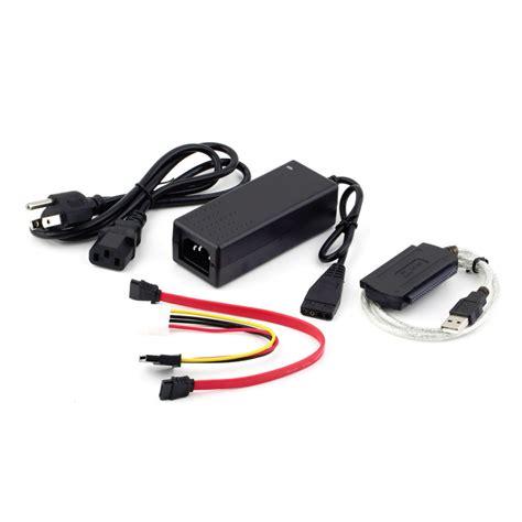 Usb 2 0 To Sata Ide Cable usb 2 0 to ide sata s ata drive cable silicon pk