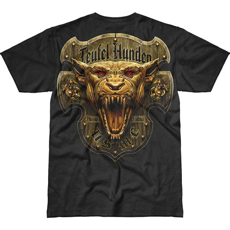 design a military shirt 7 62 design usmc devil dog battlespace t shirt black 7