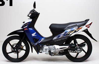 Supra Fit New Cakram motor pernah jadi impian 7 shreeyanto