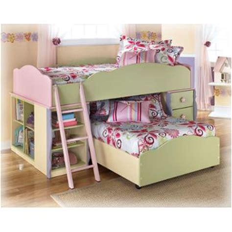 Home Design Center Howell Nj by B140 68t Ashley Furniture Doll House Kids Room Twin Loft Bed
