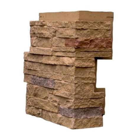 nextstone stacked buff 4 25 in x 13 75 in