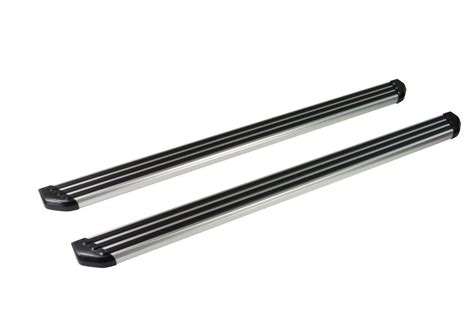 volkswagen atlas aluminum side steps cndml genuine volkswagen accessory