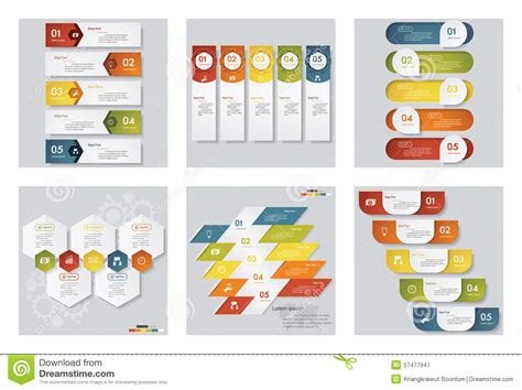 presentation layout graphic design collection of 6 design template graphic or website layout