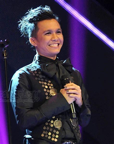 Model Rambut Novita Dewi X Factor by Gala Show 6 X Factor Jadi Akhir Alex Rudiart Si Rambut