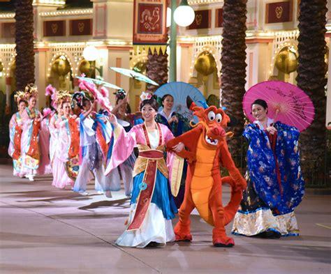 new year procession 7 ways to celebrate lunar new year at disneyland
