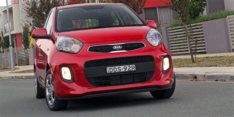 Kia Specifications 2016 Kia Picanto Pricing And Specifications Photos 1 Of 18