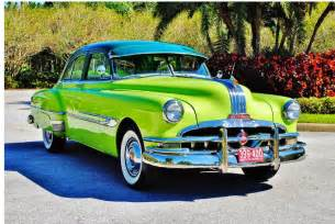 1952 Pontiac Chieftain All American Classic Cars 1952 Pontiac Chieftain Deluxe 4