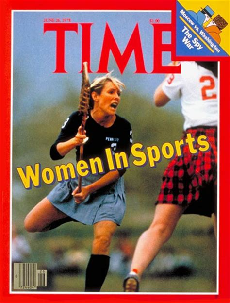 Sports Covers by Gender Inequality In Sports Today