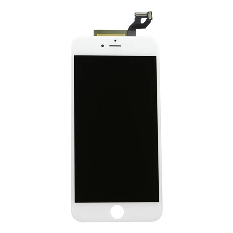 Lcd Hp Iphone 5 iphone 6s plus lcd screen complete white icasse pi 232 ces et outils parts and tools