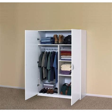 closetmaid wood closet organizers closetmaid 48 inch haus solutions home tools