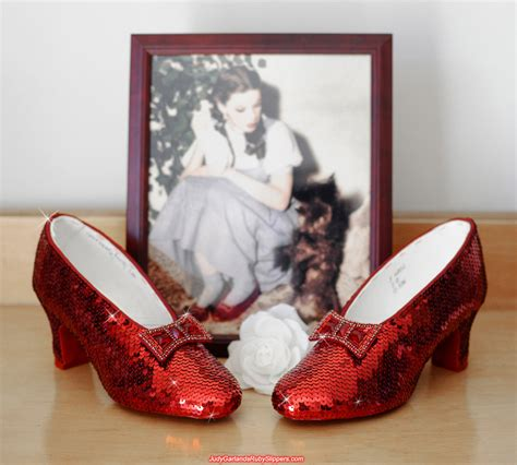 ruby slippers high heels judygarlandsrubyslippers questions and answers about