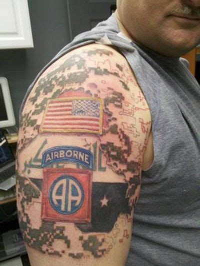 airborne tattoo designs another proud member of the 82nd airborne inkedmagazine