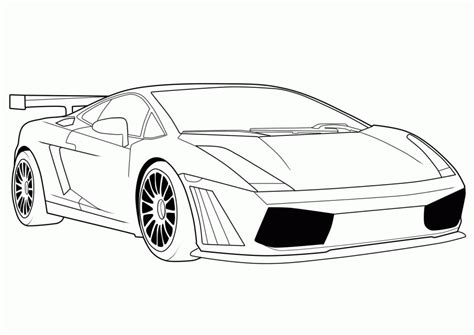 very simple coloring page for boys with car lamborghini coloring page hard coloring pages by black