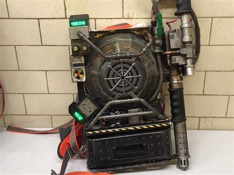 Real Ghostbusters Proton Pack by Sony Announces Real Ghostbusters Proton Pack