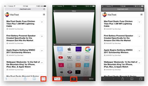 iphone browser layout 98 safari iphone 7 how to clear safari web browsing