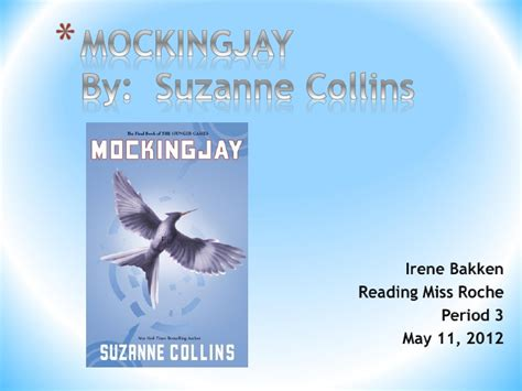 hunger mockingjay book report mockingjay book report by irene bakken