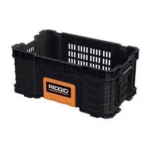 home depot ridgid tool box ridgid 22 in pro box black 226036 the home depot