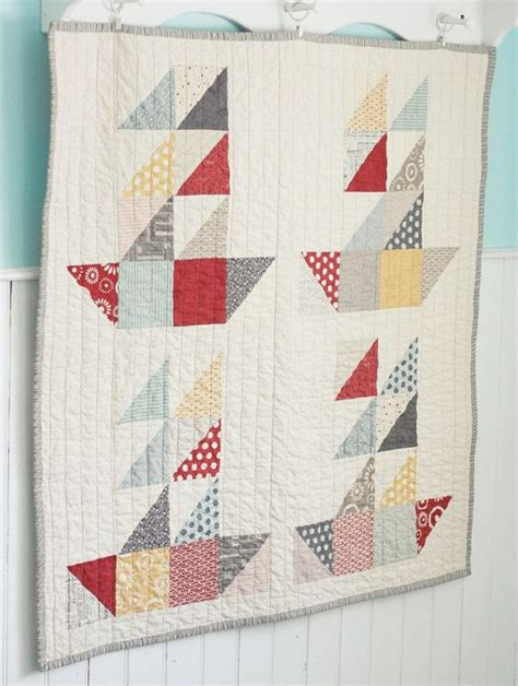 sailboat quilt ideas 56 best quilts sailboats and nautical images on pinterest