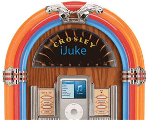 Crosleys Digital Jukebox With Itunes Interface And Server by Crosley Jukeboxes New Mp3 Cd Radio Wall Box Sale