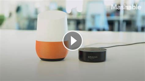 google home vs amazon echo how to choose the best smart google home vs amazon echo the ultimate infographic