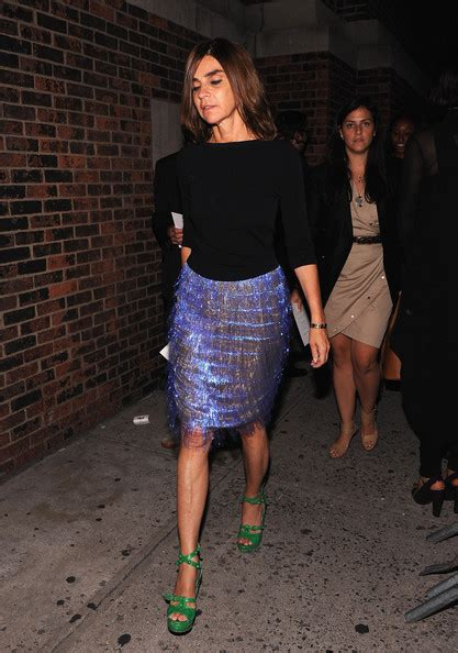New York Fashion Week Carine Roitfeld Meredith Melling Burke And Mena Suravi carine roitfeld pictures marc arrivals