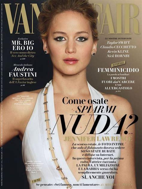 sulla vanit sulla cover di vanity fair italia