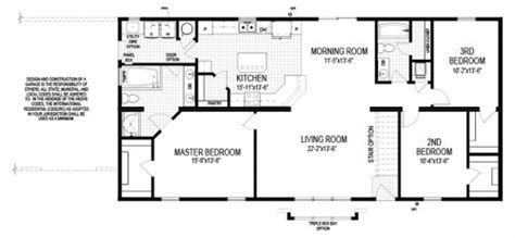 modular home floor plans manufactured homes floor plans
