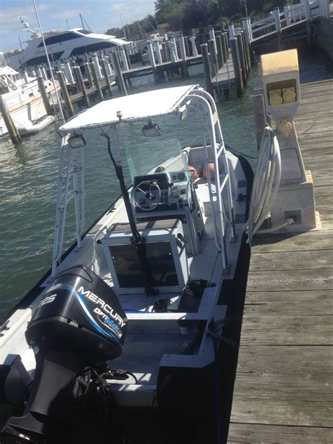whaler commercial boats boston whaler 21 impact commercial 1996 for sale for