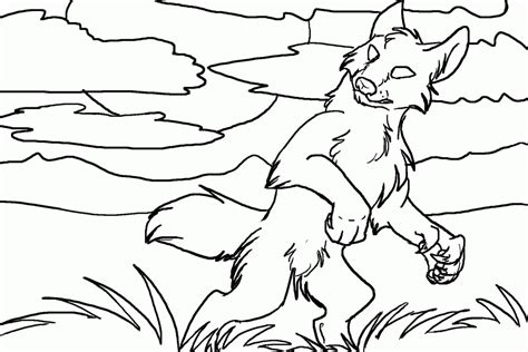 lego werewolf coloring pages werewolf pictures to color coloring home
