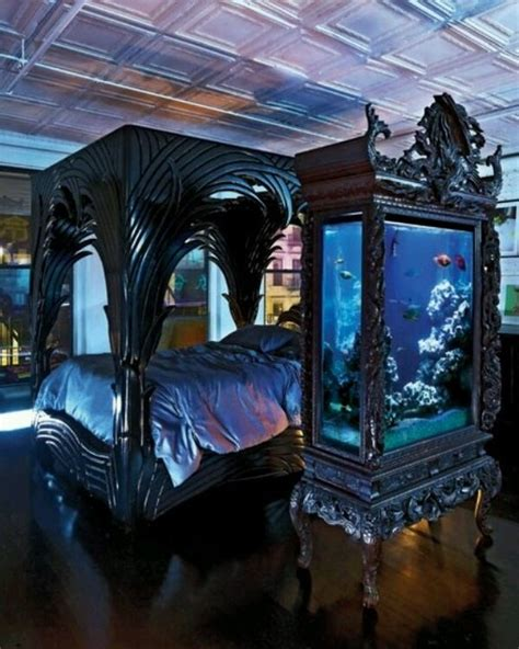 aquarium in bedroom bedroom gothic bedroom furniture sets aquarium