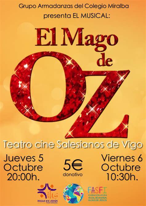 entradas el mago de oz musical el mago de oz 191 qu 233 hacer en vigo